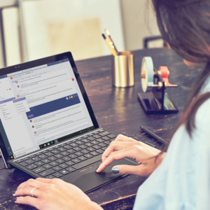 Microsoft Teams 101 – Getting Started