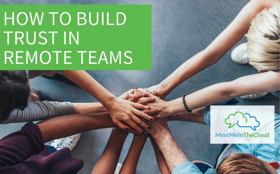 trust in remote teams
