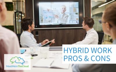 Hybrid Work Pros & Cons