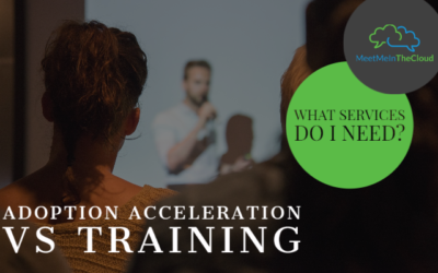 Adoption or Training: What do you need?