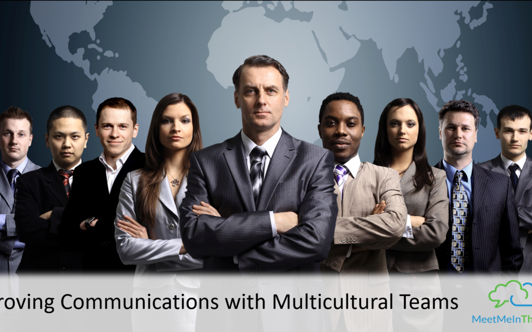 Techniques for Improving Communications with Multicultural Teams