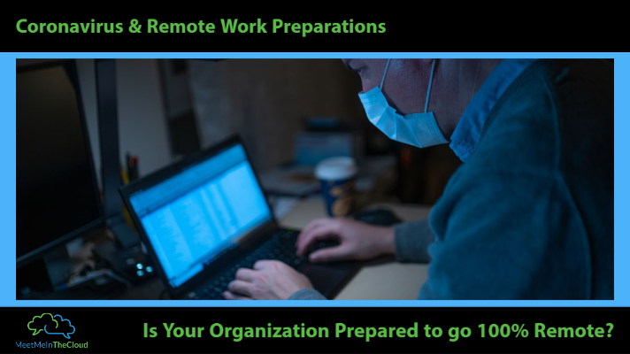 Remote Work Preparations – An Unexpected Opportunity for Growth