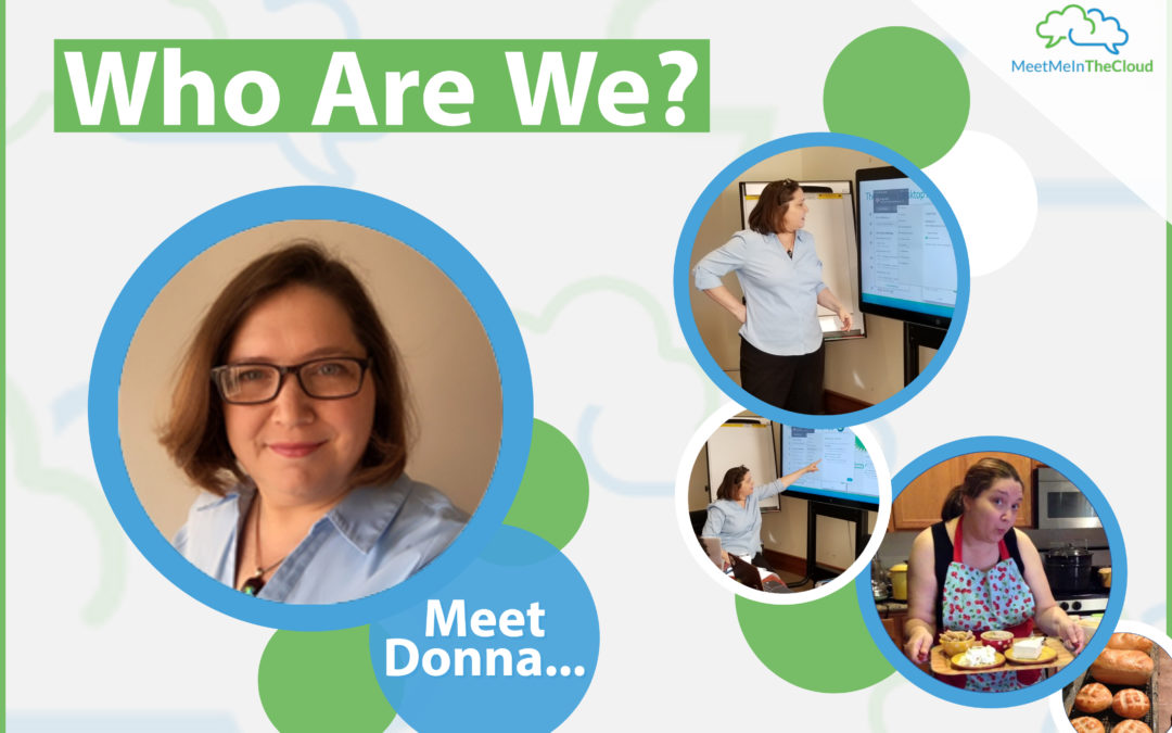 Meet The Team: Donna Wyvill
