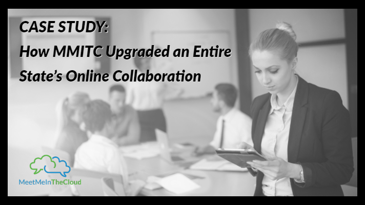 State & Local Government Webex Adoption Case Study: How MMITC Upgraded an Entire State's Online Collaboration