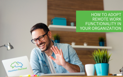 How to Adopt Remote Work Functionality in Your Organization