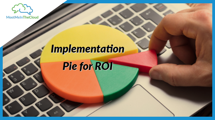 The Implementation Pie for ROI