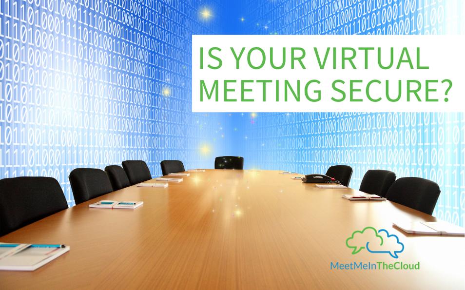 virtual meeting security