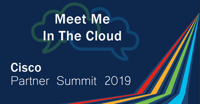 Meet Me In The Cloud at Cisco Partner Summit