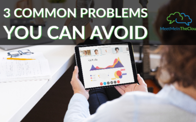 3 Common Technology Adoption Problems You Can Avoid With Meet Me In The Cloud