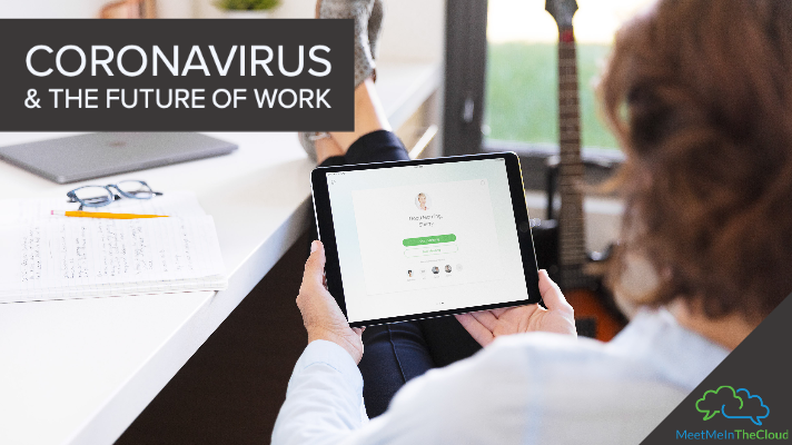 coronavirus and the future of work