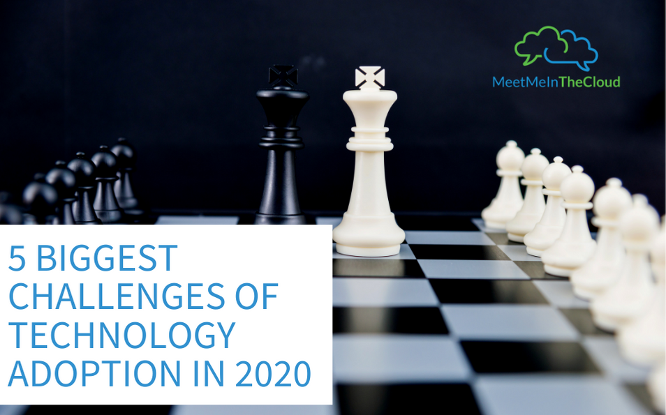 5 Biggest Challenges of Technology Adoption in 2020