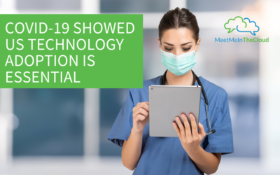 COVID-19 Showed Us Technology Adoption Is Essential