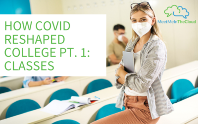How COVID Reshaped College Pt. 1 – Classes
