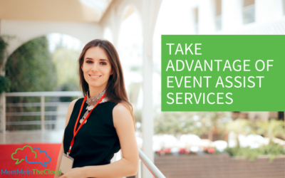 Take Advantage of Event Assist Services